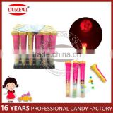 New Item Flashlight Shape Candy Toy Lighting Candy
