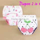 Newest 2015 Summer Branded Hand Knitted Baby Clothes Manufacturer Supply Cloth Nappies