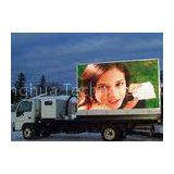 Exterior High Brightness P25mm Truck Mobile LED Display with DIP Epistar