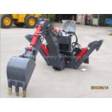 HCN 0301 series compact tractor backhoe attachment