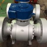 A350 LF2 Trunnion Ball Valve