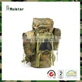Customized tactical shoulder bag camo hunting backpacks pictures