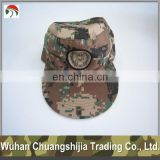 digital camouflage military cap