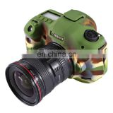 PULUZ Soft Silicone Protective Cover Case for Canon EOS 5D Mark III / 5D3(