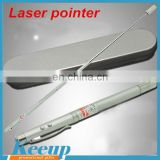 Cheap promotional telescopic laser pointer pen