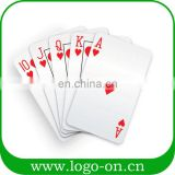 High Quality Paper Material The Size Of A Standard Royal Bicycle Playing Cards Wholesale