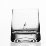 Thick bottom whisky glass cup/glass drinking cup with customized logo