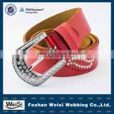 weisi special design customized women fashion wide belts