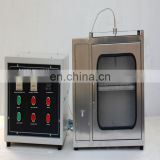 (Automotive Interior Material Combustion Tester) Automotive Combustion Resistance Tester Flame Test