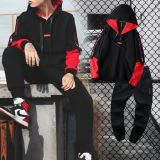 Men's Wear 2019 Super Cec Sports Suit Men's Guard Clothes, Caps, Spring and Autumn Styles, Handsome Men with INS