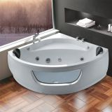 window jacuzzi massage bathtub