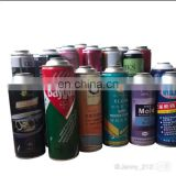 Wholesale polish  spray tin can with aerosol spray paint can form China