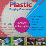 Plastic Purging Compound for injection screw color change and carbide cleaning thoroughly