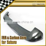 For Subaru 09 Forester Carbon Fiber Rear Spoiler