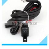 New design ON-OFF road switch automotive Xenon HID Relay Light Wiring Harness with Leads Controller