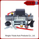 4wd Electric winch,offroad Winch Electric,4x4 wireless remote winch