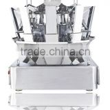 PenKan10 heads standard 3rd generation multihead weigher for weighing easy flow granules