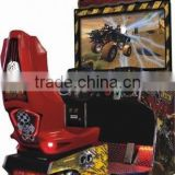 "42"" drity drive simulator arcade car racing game machines for sale"