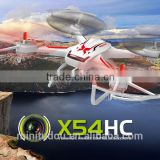 2016 newest arrival barometer height syma drone X54HC with 2MP HD camera