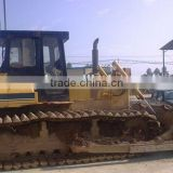Crawler bulldozer Shantui D50 mini cralwer bulldozer used condition D50P bulldozer second hand D50P crawler bulldozer for sale