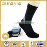 Professional OEM/ODM Factory Supply autumn and winter cotton and polyester comfortable warm men sock