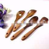 hot sale cookware sets kitchen cooking tools/wooden utensil set