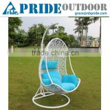 Bird's Nest Rattan Wicker Jute Marrakech Hanging Chair Swing Chair Hanging Pod Chair
