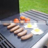 PTFE Re-useable Dishwasher BBQ Grill Mat BBQ cover BBQ mat