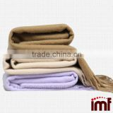 Wholesale Cashmere Throw Blanket Kashmir Super Soft Throw Blanket                                                                         Quality Choice