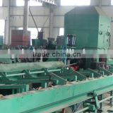 china cheap two rollers vertical round black bar rough straightening machine
