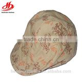 Custome fashionable 100%cotton High-end printed Ivy beret hats