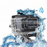 Wifi Ambarella A7 170 degrees 16MP COMS waterproof full hd 1080P outdoor sport action camera