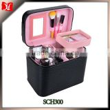 New product square shape make up cosmetic bags factory supplier in shenzhen                                                                         Quality Choice