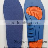New Design Memory Foam Full Length Insole PU Insole