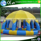 Best selling large inflatable spa pool, inflatable pool covers                                                                                                         Supplier's Choice