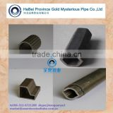 Alloy Steel Agricultural Drive Shaft tube And Pipe star/trianglular/hexgonal/lemon/flower types