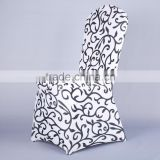 PCS Universal White Stretch Polyester Spandex Wedding Party Chair Covers for Weddings Banquet Hotel Decoration Decor