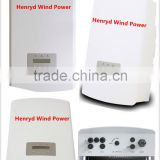 HENRYD! 6KW 10KW 15KW Wind grid tie inverter for wind power on grid system, with 3 phase output
