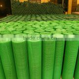 "Farm Fence,Construction Wire Mesh Application and Square Hole Shape 3/4"" pvc coated welded wire mesh"