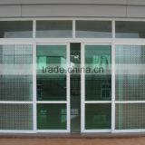 Columbia PVC sliding Door sliding glass door sliding door upvc windows doors door/guangzhou