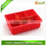 Customized ECO- friendy high quality food grade silicone ice cube tray,silicone ice cube tray                                                                         Quality Choice