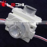 LED Module Samsung chip 1.5W 10*50 degree wide beam angle for double side lighting box