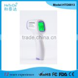 2016 Newest Design HTD8813 Baby forehead infrared thermometer Non contact Safe and clean thermometer