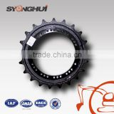 China factory high quality excavator sprocket drive wheel EC IHI SH