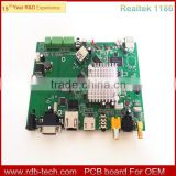 High technology product in China Network media player PCB Board PCB-01
