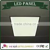 LED panel lamp customized low power consumption CE UL RoHS Single or double sides adverting