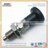 High Precision GN617.1 indexing plungers with rest position,spring plunger,retractable Indexing plunger