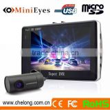 Newest High quality 4.3inch Android system 4X ZOOM GPS G-sensor wifi car backup camera review
