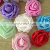 Wholesale handmade foam flower rose artificial flowers for wedding                                                                         Quality Choice