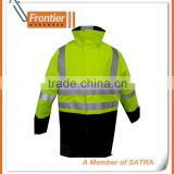 FR and Anti-static High-visibility jacket